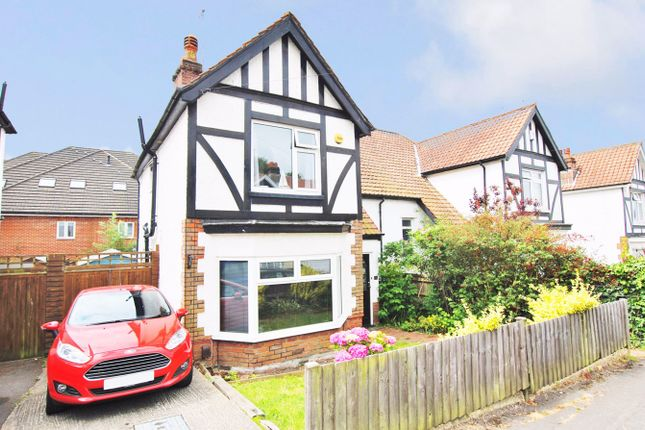 Thumbnail Semi-detached house to rent in Coleson Road, Southampton