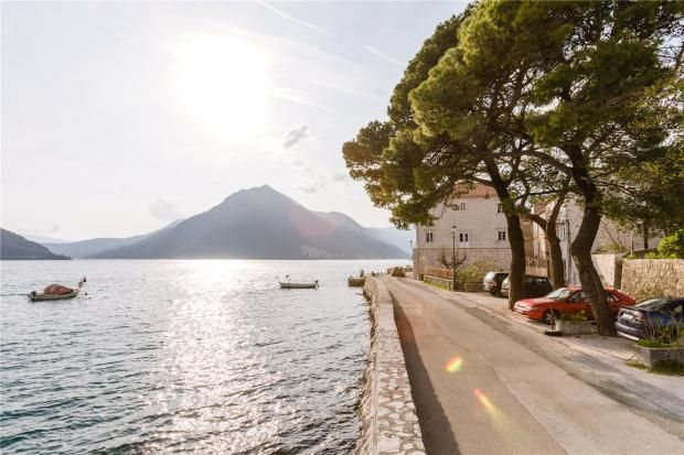 2 bed apartment for sale in Perast, Kotor Bay, Montenegro