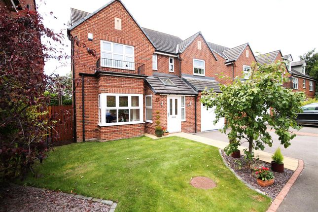 Thumbnail Detached house for sale in Roundhaven, Durham
