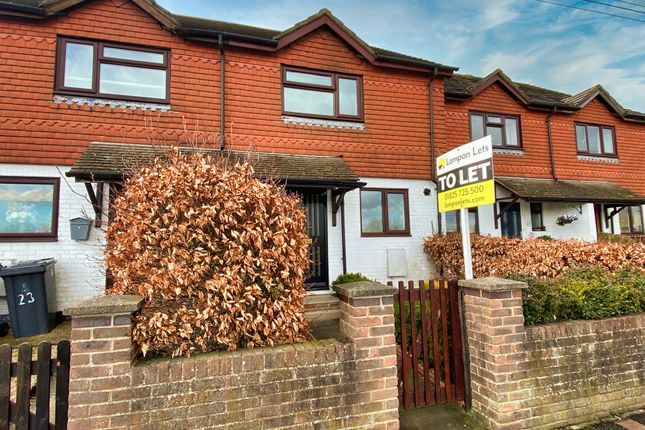 3 bed terraced house to rent in New Road, Ridgewood, Uckfield TN22
