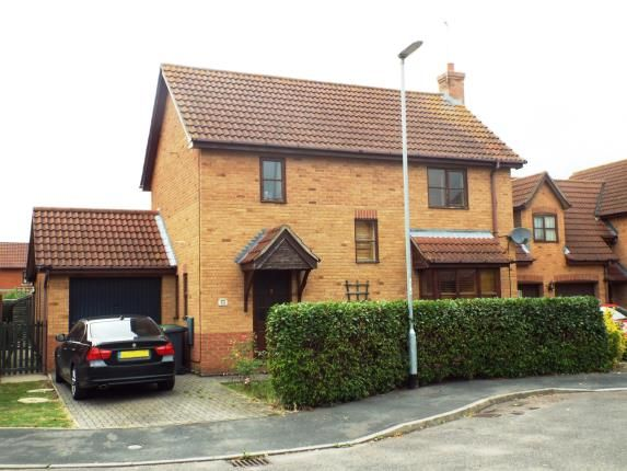 4 bed detached house for sale in Tinkers Lane, Sawtry, Huntingdon, Cambs