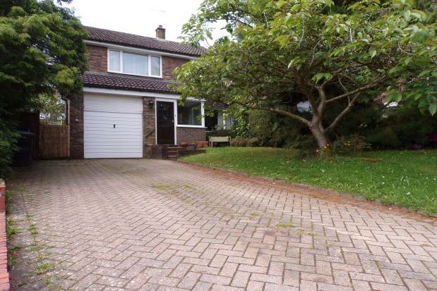 Thumbnail Detached house to rent in Fermor Way, Crowborough