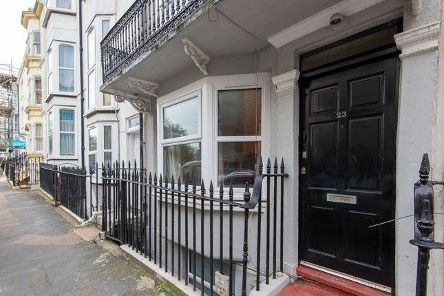 Thumbnail Terraced house to rent in Dorset Gardens, Brighton