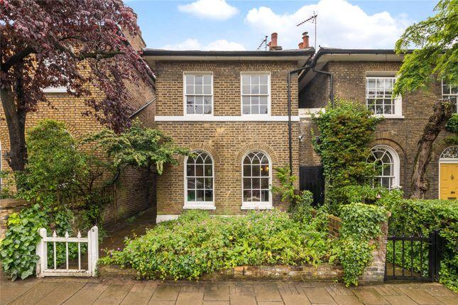 Thumbnail Detached house for sale in Ripplevale Grove, Barnsbury, Islington, London