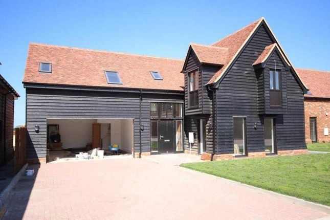 Thumbnail Detached house for sale in Cawne Close, Wilstead, Bedford