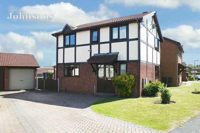 Thumbnail Detached house for sale in Challenger Drive, Sprotbrough, Doncaster.