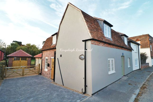 Thumbnail Semi-detached house for sale in Crown Street, Dedham, Colchester, Essex
