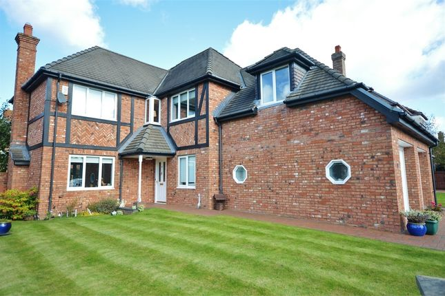Thumbnail Detached house for sale in Eaton Close, High Generals Wood, Rickleton, Tyne & Wear.