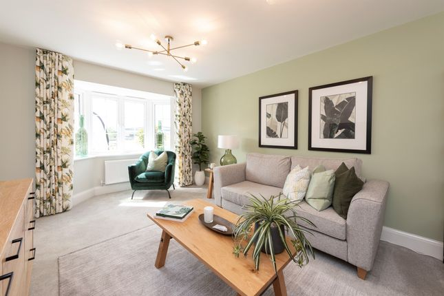 Thumbnail Detached house for sale in Cales Reach, Dykes Way, Wincanton