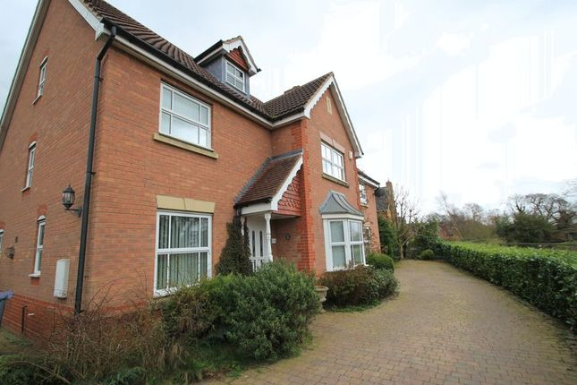 Thumbnail Detached house for sale in Walhouse Drive, Penkridge, Stafford