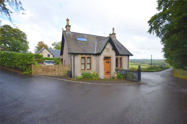 Thumbnail Detached house for sale in Ashkirk, Selkirk, Scottish Borders