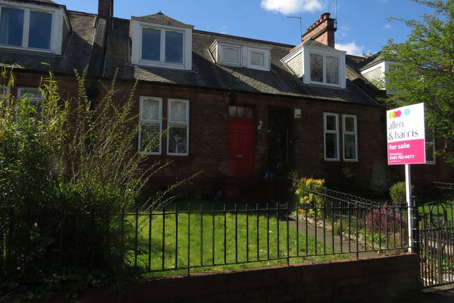 Thumbnail Terraced house for sale in Stobhill Cottages, Glasgow