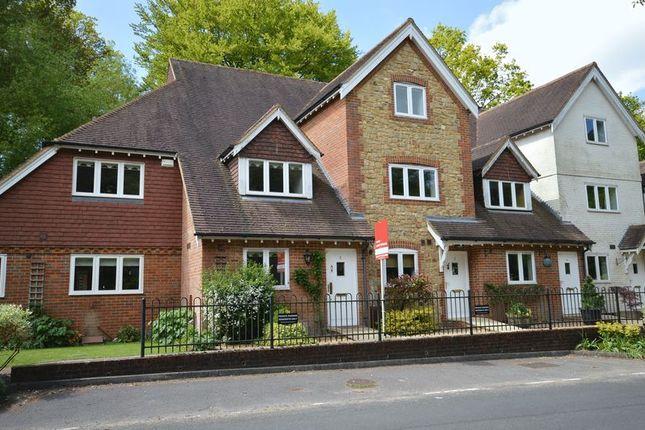 Thumbnail Terraced house to rent in Arford Road, Headley, Bordon