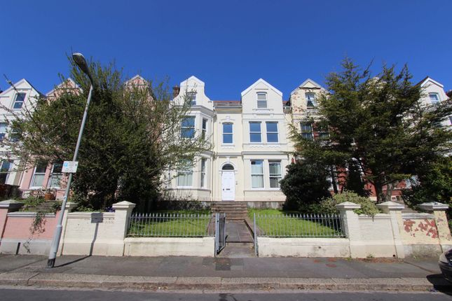 Thumbnail Flat to rent in Lockyer Road, Mannamead, Plymouth