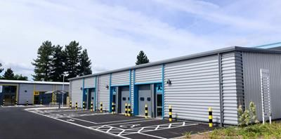Thumbnail Light industrial for sale in Ratio Park, Finepoint Way, Kidderminster, Worcestershire