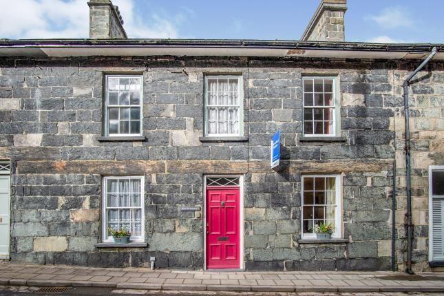 Thumbnail Terraced house for sale in Maentwrog, Blaenau Ffestiniog, Gwynedd