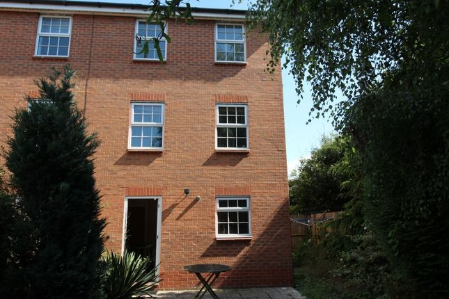 Thumbnail Property to rent in Goldfinch Close, Loughborough