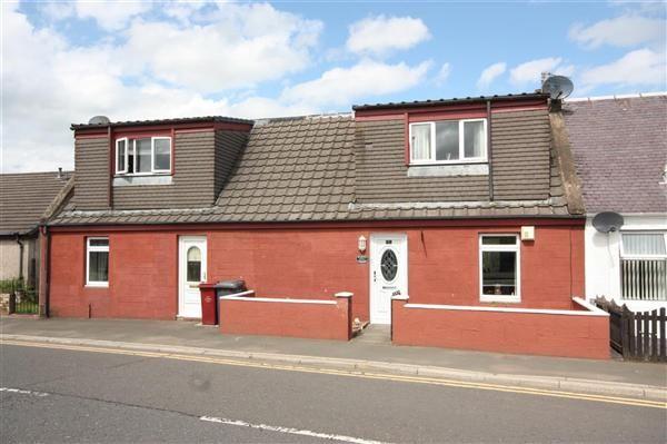Thumbnail Terraced house for sale in Lockhart Street, Stonehouse, Larkhall