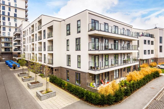 Thumbnail Flat for sale in Bradfield Close, Woking, Surrey