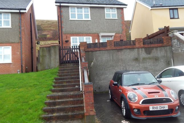 Thumbnail Detached house to rent in Oak Road, Blaina, Abertillery