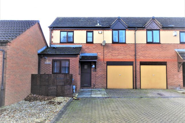 Thumbnail Terraced house for sale in Halyard Croft, Hull, Yorkshire