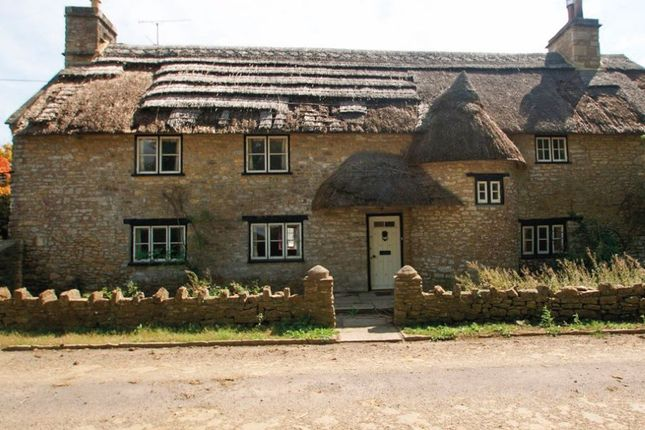 Thumbnail Detached house for sale in Random Thatch, Milton Clevedon, Shepton Mallet, Somerset