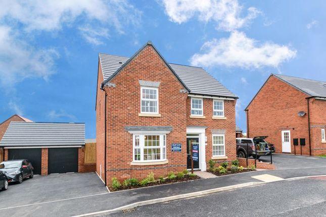 Thumbnail Detached house for sale in Plot 246, Gilberts Lea, Birmingham Road, Bromsgrove