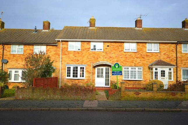 Thumbnail Terraced house to rent in Pinkerton Road, Basingstoke