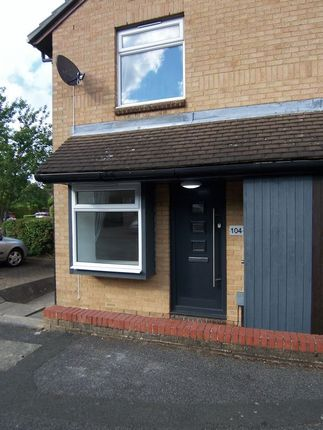 Thumbnail End terrace house for sale in Hereward Green, Loughton