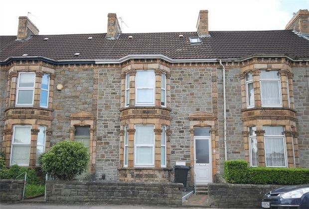 Thumbnail Room to rent in Hillside Road, St George, Bristol