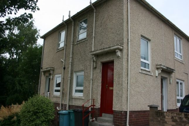 Thumbnail Flat for sale in Alston Avenue, Coatbridge