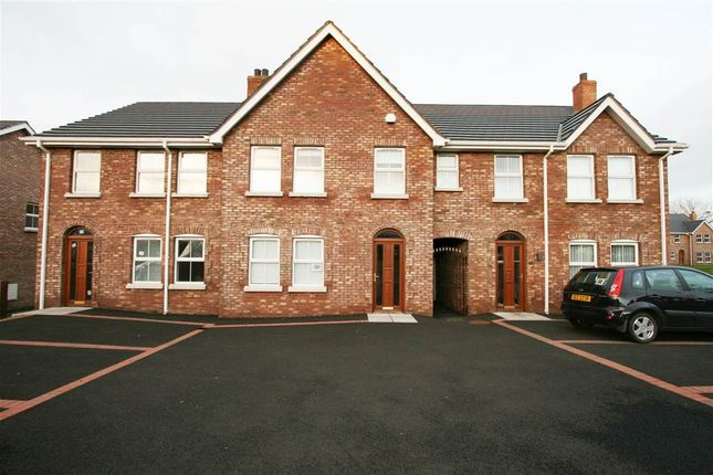 Thumbnail Town house to rent in 24, Dermont Court, Newtownabbey