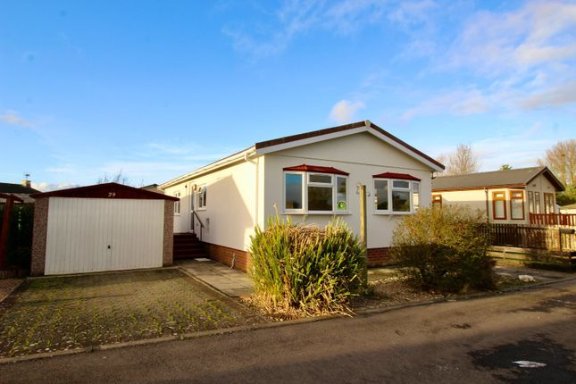 Thumbnail Mobile/park home for sale in Meadow View Park, Skinburness Drive, Silloth, Wigton Cumbria