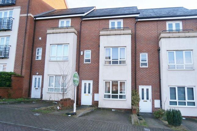 Thumbnail Terraced house to rent in City View, Erdington, Birmingham