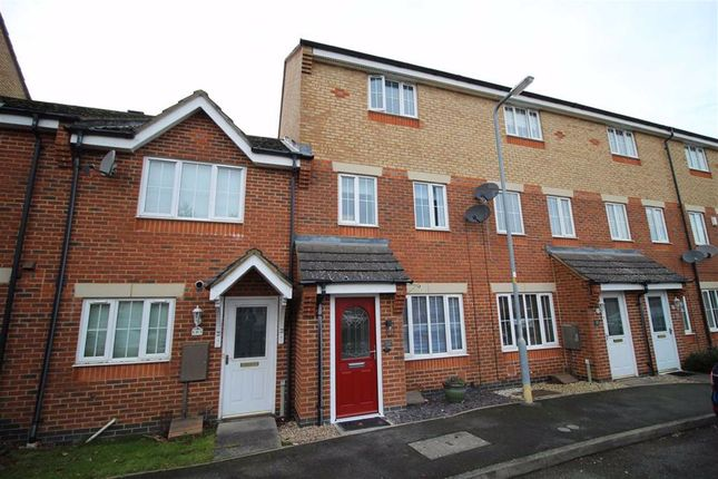 3 bed town house for sale in Timken Way, Daventry NN11