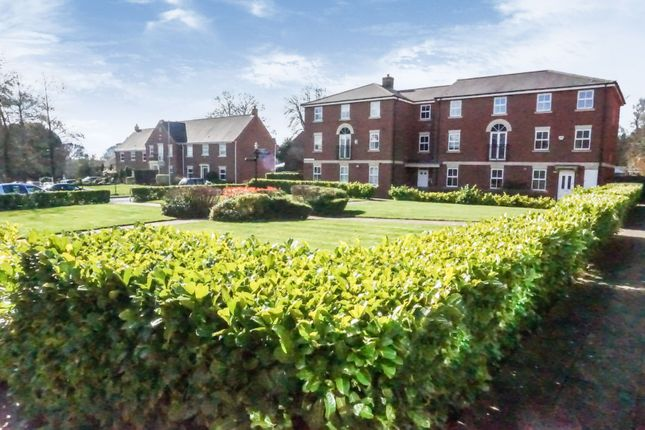 Thumbnail Flat for sale in Nightingale Walk, Burntwood