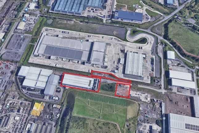 Thumbnail Industrial for sale in Access 18, Kings Weston Lane, Avonmouth