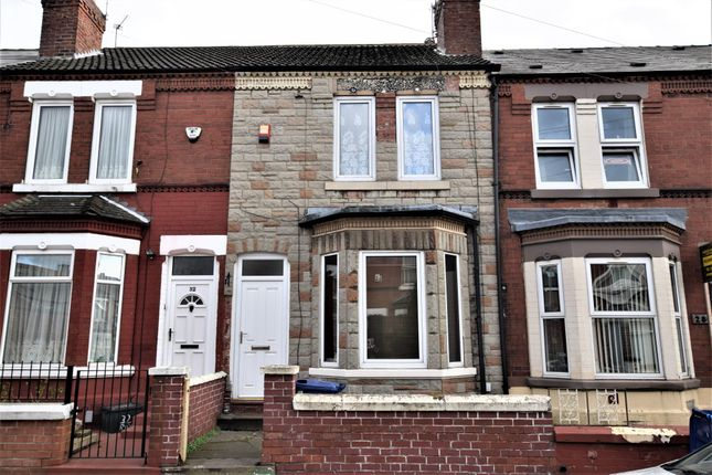 Thumbnail Terraced house for sale in Royal Avenue, Doncaster