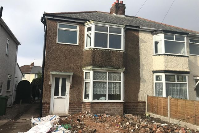 Thumbnail Semi-detached house to rent in Waite Road, Willenhall