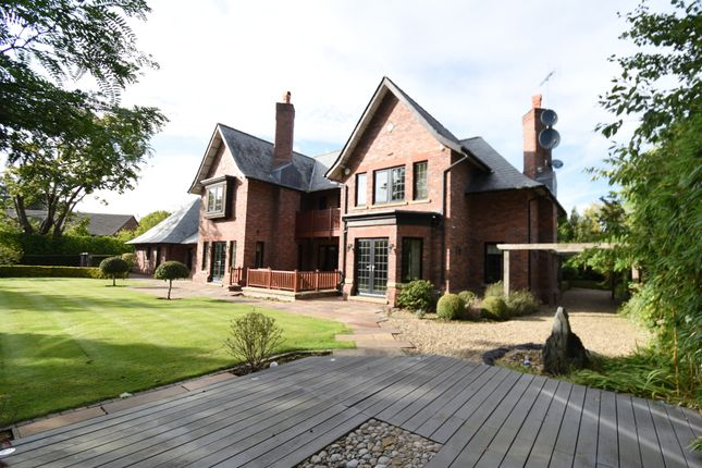 Thumbnail Detached house to rent in Park Lane, Hale, Altrincham