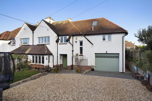 4 bed semi-detached house for sale in East Budleigh Road, Budleigh Salterton EX9