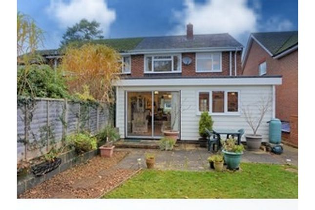 Thumbnail Semi-detached house for sale in Meadow Close, Liphook