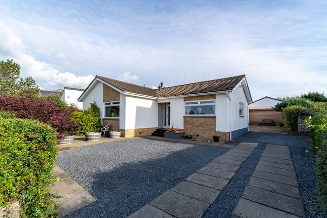Thumbnail Detached bungalow for sale in 2 Castle Walk, Doonfoot, Ayr