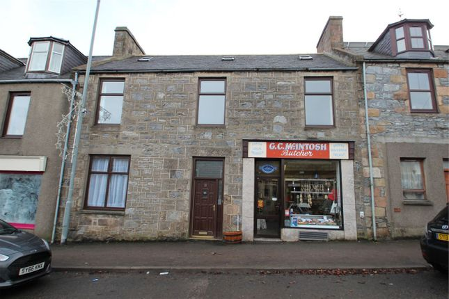 Thumbnail Commercial property for sale in 11-13 Fife Street, Dufftown, Keith