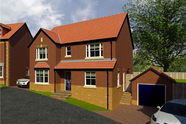 Thumbnail Detached house for sale in The Commodore Plot 14, Cwmbran, Torfaen