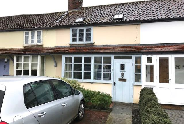 Thumbnail Terraced house to rent in Bere Lane, Glastonbury