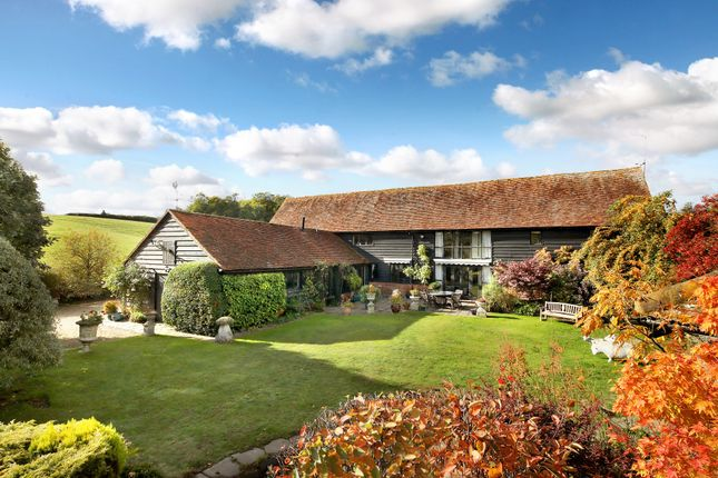 Thumbnail Barn conversion for sale in Bottom House Farm Lane, Chalfont St. Giles