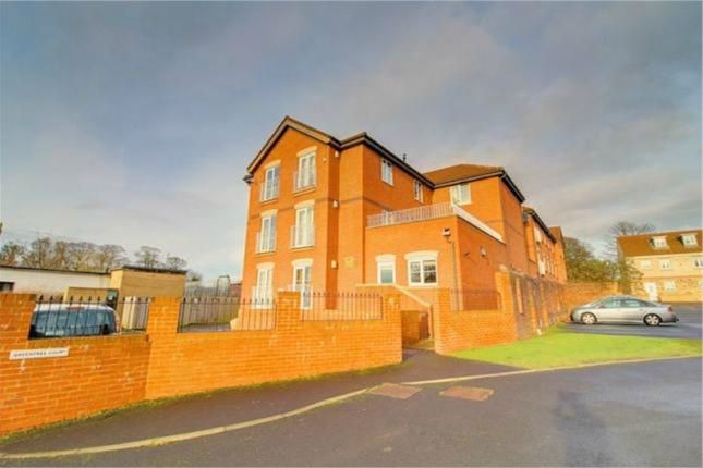 Thumbnail Flat to rent in Green Tree Court, Benwell Village, Newcastle, Tyne And Wear