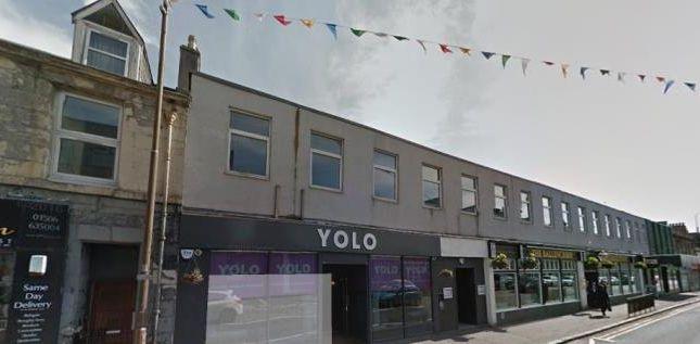 Thumbnail Flat to rent in Hopetoun Street, Bathgate