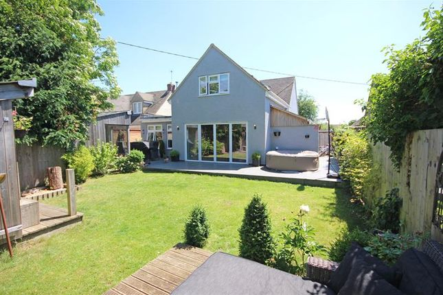 Thumbnail Detached house for sale in New Road, Long Hanborough, Witney